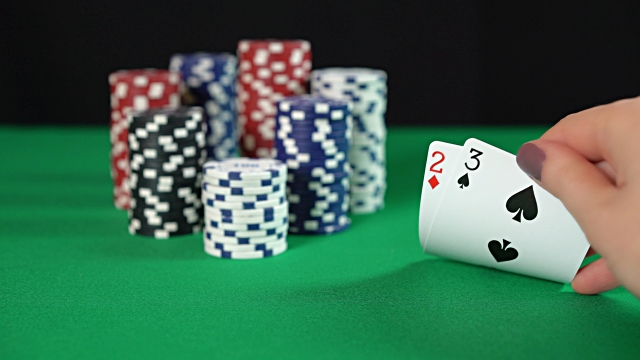 Texas Holdem Poker Event Method - Making Use Of Informs To Your Benefit